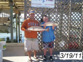 Corpus christi fishing guides baffin bay guide for Saltwater wade fishing gear