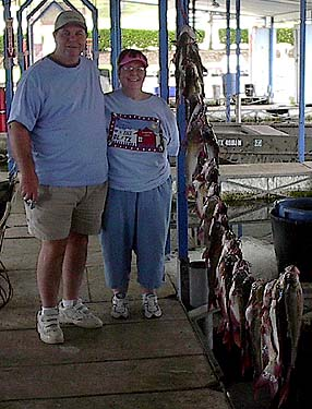 Lake conroe big catfish cattales guide service for Lake conroe fishing guides