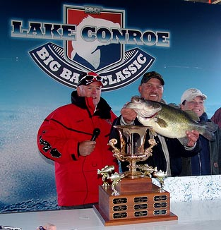 Lake conroe big bass classic for Lake conroe bass fishing