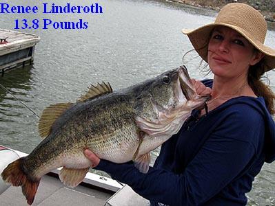 Texas parks wildlife sharelunker program press release for Lake conroe fishing report