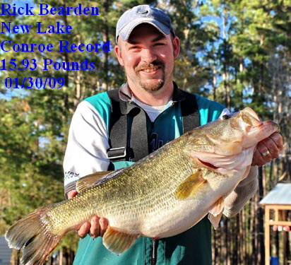 Lake conroe fishing guides solunar tables best times to for Best fishing times texas