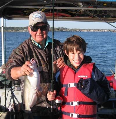 Lake conroe fishing guide tex bonin for Lake conroe fishing guides