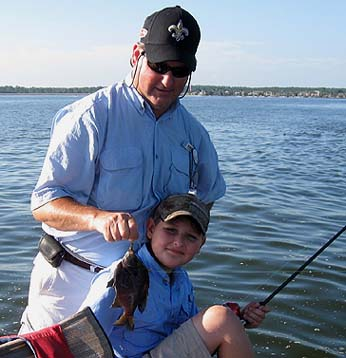tex bonin lake conroe fishing guide