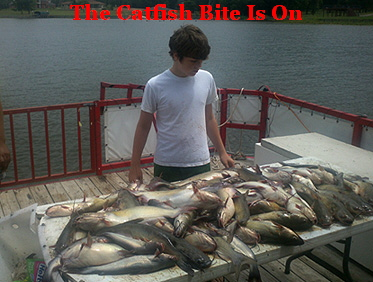 lake conroe fishing guide carl bostic
